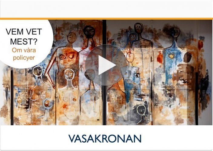 Case: Vasakronan, Code of Conduct & andra policydokument